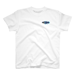 カラフルシーラカンス T-shirts