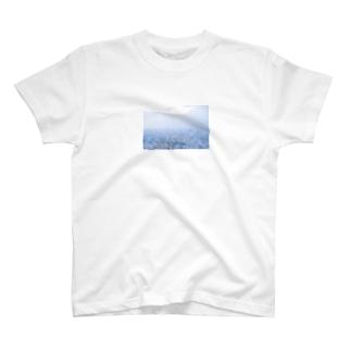 とうきょう、あさ T-shirts