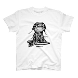 "Dark blanco ""Monster 16"" T-shirts"