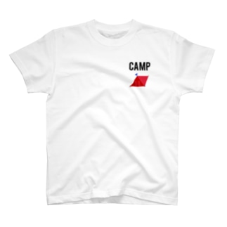 Let's  CAMP🔺 T-shirts