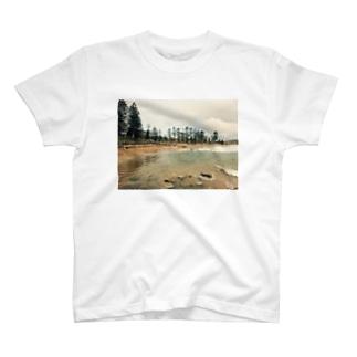 世界のビーチ オーストラリア T-shirts