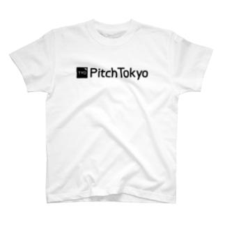 Pitch Tokyo Logo T-shirts