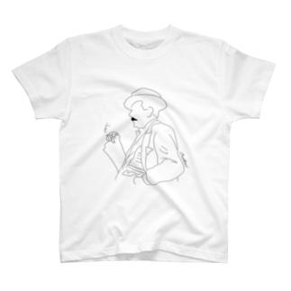 Puccini 【全9色】 T-shirts