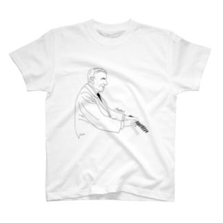 Poulenc 【全9色】 T-shirts
