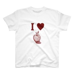 【クリエイターズ】Hommage to〝Apple 〟 T-shirts