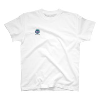 輪廻転生 ワンポイント T-shirts