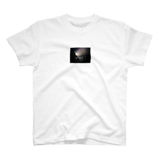 夏と花火と君と。 T-shirts