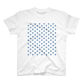 ドットバスケットボール T-shirts