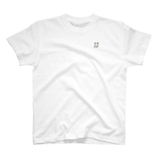 迷彩ナナハチdaruma T-shirts