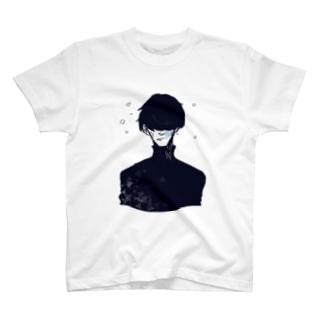 鰓呼吸 T-shirts