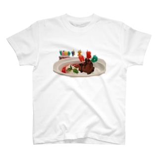 ハッピーバースデー T-shirts