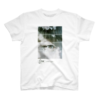 Open your eyes. T-shirts