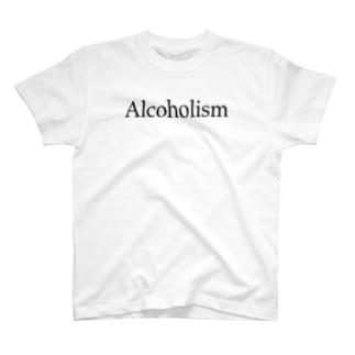 Alcoholism T-shirts