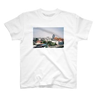 台南ノスタルジア(フロントプリント) T-shirts