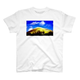 mountainportrait   IWBCch T-shirts
