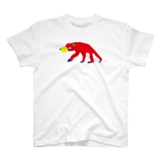 にせんちめんたるのグマグマ (大きめ) T-shirts