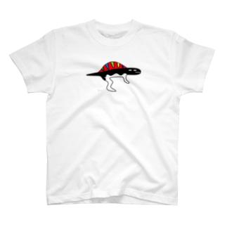 セビレハデサウルス (大きめ) T-shirts
