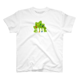 ステゴさん (大きめ) T-shirts