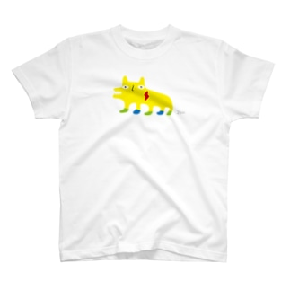 ウマ (大きめ) T-shirts