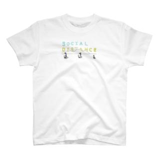 倫理ペンギン T-shirts