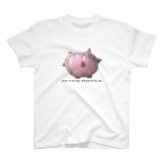 ちーくんぬいぐるみver T-shirts