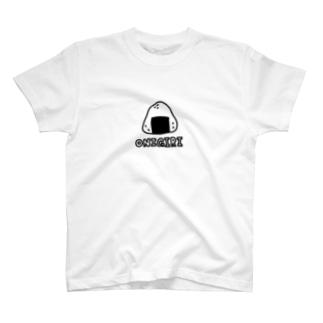 おにぎり ONIGIRI T-shirts