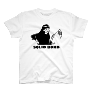 SOLID BOND Originals|支援額¥500 T-shirts