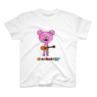 manmancerのmanmancer official goods T-shirts