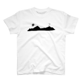 みんなのうまれたとち(ロゴなし) T-shirts