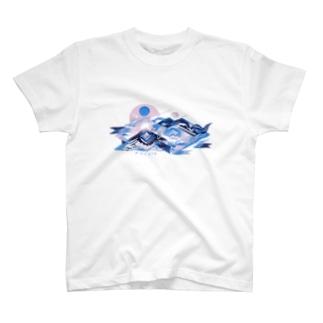 そらのぼる T-shirts