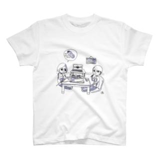 NEBUKURO T-shirts