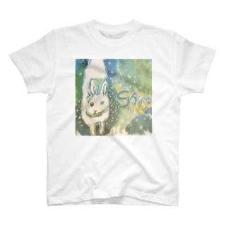 peonicのshiro T-shirts