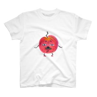 青森りんご郎先輩 T-shirts