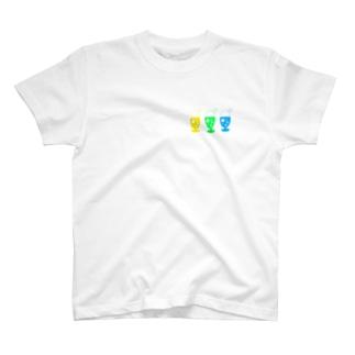 そうだ!ソーダ(トリオ) T-shirts