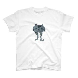冬虫夏草猫 T-shirts