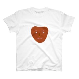 ハートくん T-shirts