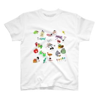 大集合セット 全身タイツのきよみ  T-shirts