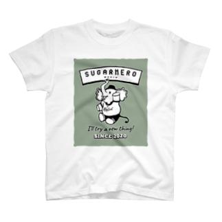 sugarmero_elephant03 T-shirts