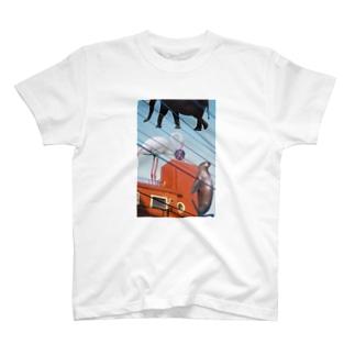 ミラーボール T-Shirt