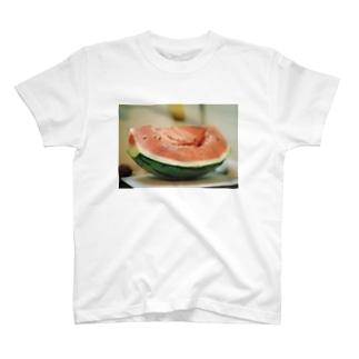 西瓜のTシャツ T-shirts