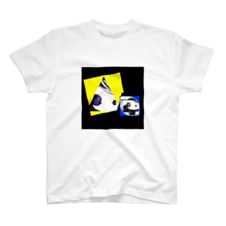 イエローポップくん T-shirts