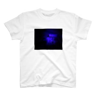 A Clockwork Friend -Blue- T-shirts