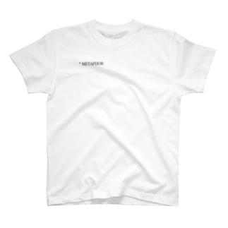 * METAPHOR Tshirt T-shirts