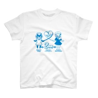 赤鬼ちゃんとよしえの元気の出る配信SP T-shirts