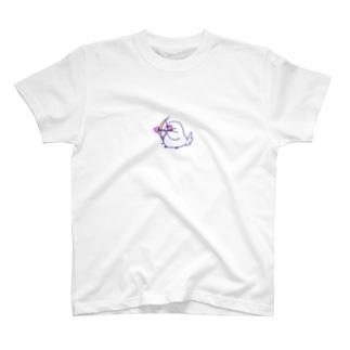 いて座文鳥 T-shirts