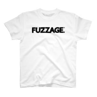 FUZZAGE No.1 (ファズエイジ) T-shirts