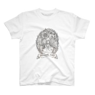 マメンスク物語(表紙画) T-shirts