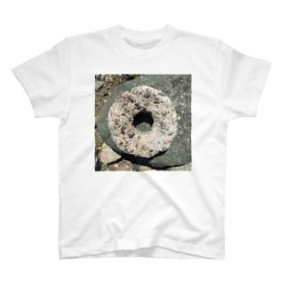 ring stone 運命の輪 T-shirts