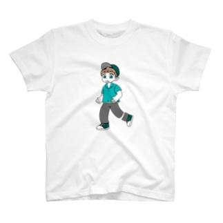 Boy / color T-shirts