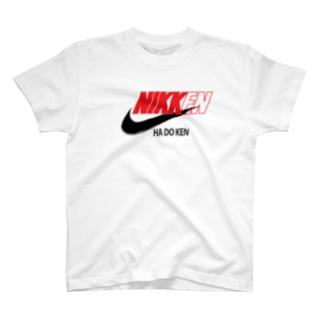 NIKKEN T-shirts